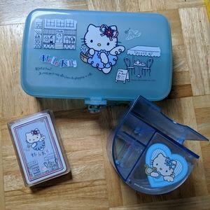 Three Hello Kitty items